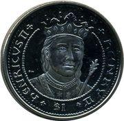 1 Dollar - Elizabeth II (Roi Henri II) – revers
