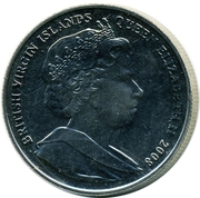 1 Dollar - Elizabeth II (King of Wessex Alfred) – avers