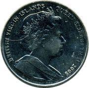 1 Dollar - Elizabeth II (King Edward IV) – avers
