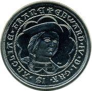 1 Dollar - Elizabeth II (King Edward IV) – revers
