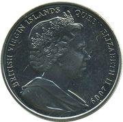 1 Dollar - Elizabeth II (Gymnast) – avers