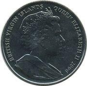 1 Dollar - Elizabeth II (80th anniversary of Queen Elizabeth II) – avers