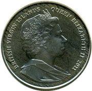 1 Dollar - Elizabeth II () – avers