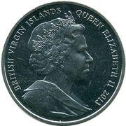 1 Dollar - Elizabeth II (Olympic) – avers