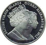 1 Dollar - Elizabeth II (Juno of Februata) – avers