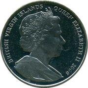 1 Dollar - Elizabeth II (500th anniversary of the Mona Lisa) – avers