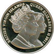 10 Dollars / Queen Elizabeth II 85th Birthday – avers