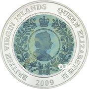 5 Dollars - Elizabeth II (Olympics) – avers