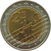 2 Euro – revers