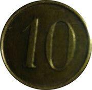 10 – avers