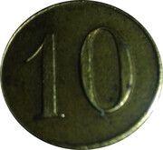 10 – revers