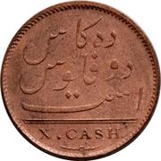 10 cash – revers