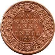 ¼ anna - Edouard VII -  revers