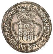 2 Testerns - Elizabeth I – revers