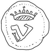 1 Bazaruco - João III (Dio mint) – avers