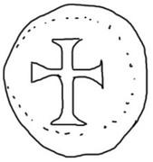 1 Bazaruco - João III (Dio mint) – revers