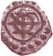 ¼ Bazaruco - João III (Ceilão mint) – revers