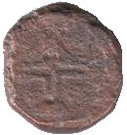 1 Leal - Manuel I (Goa mint) – avers