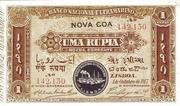 1 Rupia – avers