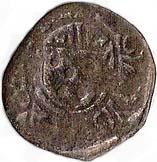 1 Soldo - João III (Malaca mint] – avers