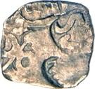 1 Karshapana - Kosala Janapada – avers