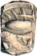 ½ Karshapana - Saurasena Janapada – avers