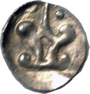 Centime, Birmanie, Royaume Szirkshetra, 750-800 – avers