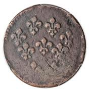 1 Fanon (Pondichery) – revers