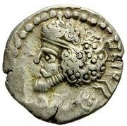 Drachm - Pakores - 12 BC-130 AD (Province of Sakastan) – avers