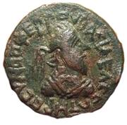 Octodrachm - Gondophares - 12 BC-130 AD (Indo-Parthian Kingdom) – avers
