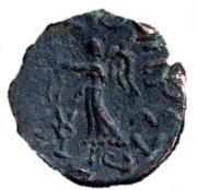 Tetradrachm - Abdagases I - 12 BC-130 AD (Sakastan Arachosia/Paropamisadae) – revers