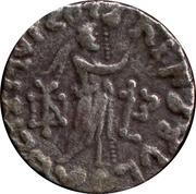 Tetradrachm - Gondophares successor - Abdagases I - 12 BC-130 AD (Indo-Parthian Kingdom) – revers