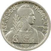 10 centimes (non magnétique) – avers