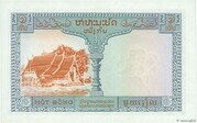 1 Piastre (Laos Issue) – revers