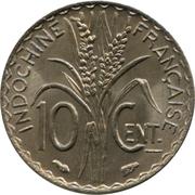 10 centimes (magnétique) – revers