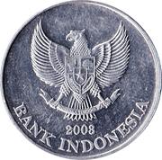 200 rupiah -  avers