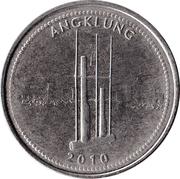 1 000 rupiah -  revers
