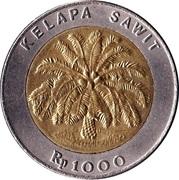 1 000 rupiah – revers