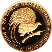 2000 Rupiah (Great Bird of Paradise) – revers