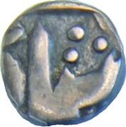 1/16 Rupee - Shah Alam - II – revers