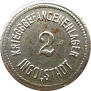 2 Pfennig - Ingolstadt (Kriegsgefangenenlager) – avers