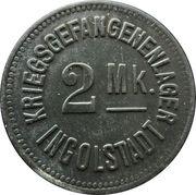 2 Mark - Ingolstadt (Kriegsgefangenenlager) – avers