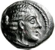 Chalkon (Iolkos) – avers