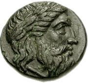 Bronze Æ16 (Iolla) – avers