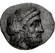 Bronze Æ17 (Iolla) – avers