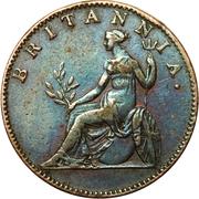 2 lepta - George III – revers