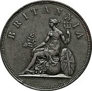 2 oboli - George III – revers