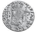 25 para - George III – revers