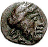 Bronze Æ9 (Ios) – avers