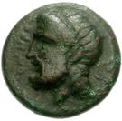 Bronze Æ16 (Ios) – avers